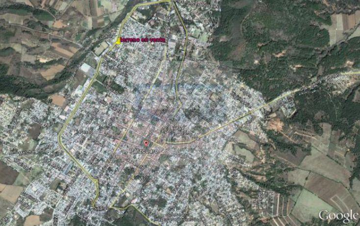 Foto de terreno habitacional en venta en la virgen 1, la virgen, pátzcuaro, michoacán de ocampo, 1441513 no 03