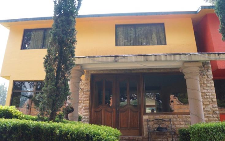 Foto de casa en venta en  , la virgen, metepec, m?xico, 1208873 No. 01