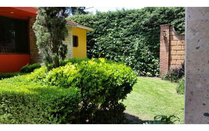 Foto de casa en venta en  , la virgen, metepec, méxico, 1208873 No. 23