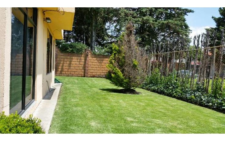 Foto de casa en venta en  , la virgen, metepec, m?xico, 1208873 No. 24