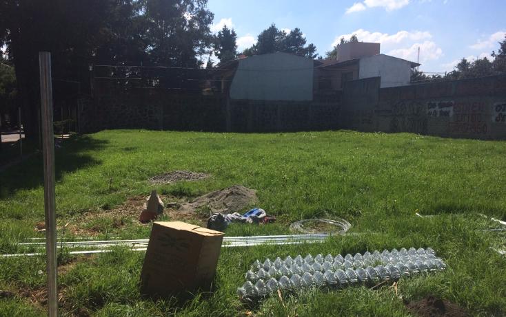 Foto de terreno habitacional en venta en  , la virgen, metepec, méxico, 1476049 No. 02