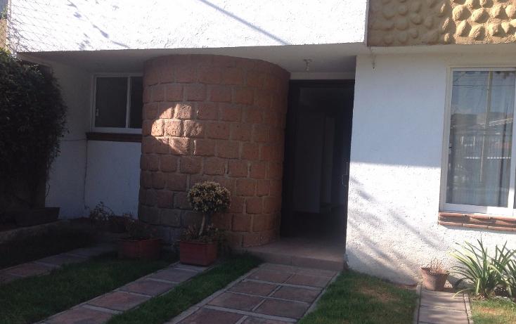 Foto de casa en condominio en renta en  , la virgen, metepec, méxico, 1555910 No. 02
