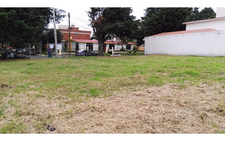 Foto de terreno habitacional en venta en  , la virgen, metepec, méxico, 1973424 No. 03