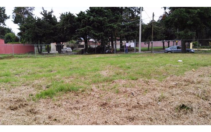 Foto de terreno habitacional en venta en  , la virgen, metepec, méxico, 1973424 No. 04