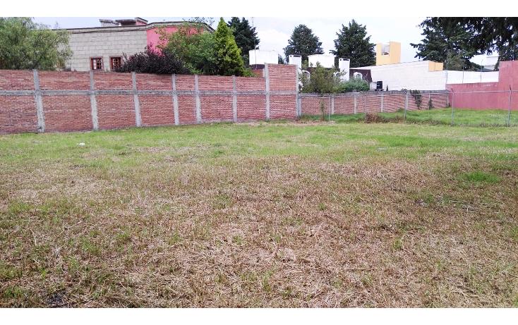 Foto de terreno habitacional en venta en  , la virgen, metepec, méxico, 1973424 No. 05