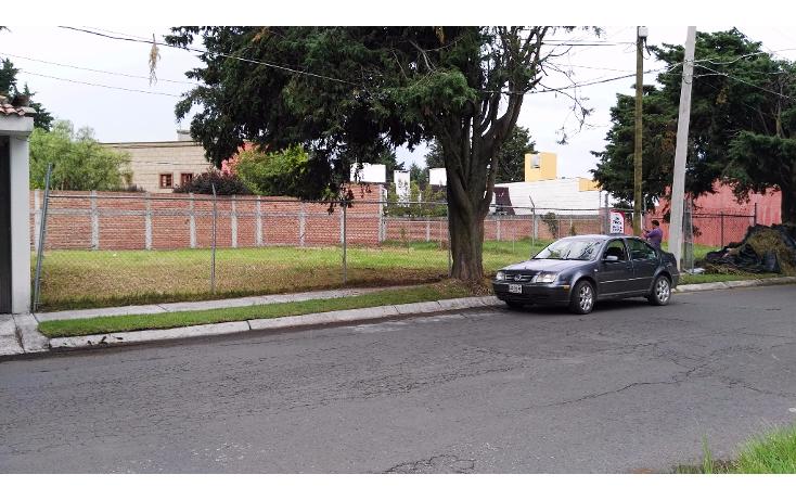 Foto de terreno habitacional en venta en  , la virgen, metepec, méxico, 1973424 No. 06