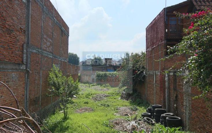 Foto de terreno habitacional en venta en  , la virgen, pátzcuaro, michoacán de ocampo, 1427355 No. 01