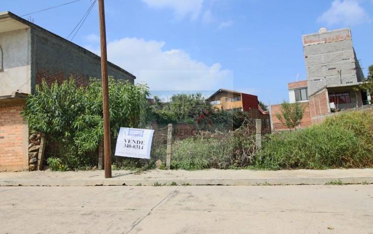Foto de terreno habitacional en venta en  , la virgen, pátzcuaro, michoacán de ocampo, 1427363 No. 01