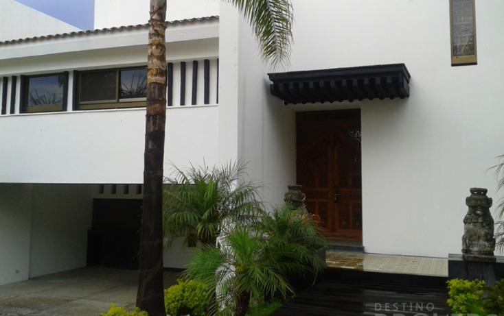 Foto de casa en venta en  , la vista contry club, san andr?s cholula, puebla, 1532842 No. 01