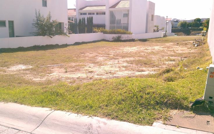 Foto de terreno habitacional en venta en  , la vista contry club, san andrés cholula, puebla, 1541748 No. 01