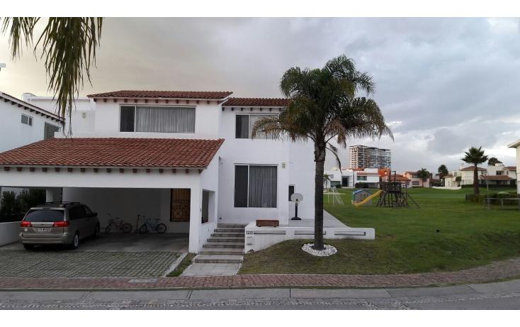 Foto de casa en renta en  , la vista contry club, san andr?s cholula, puebla, 2033702 No. 01