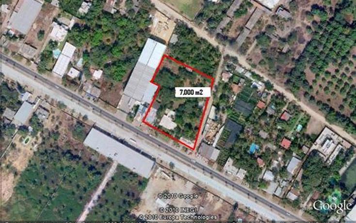 Foto de terreno comercial en venta en  , la zanja o la poza, acapulco de juárez, guerrero, 1074775 No. 01