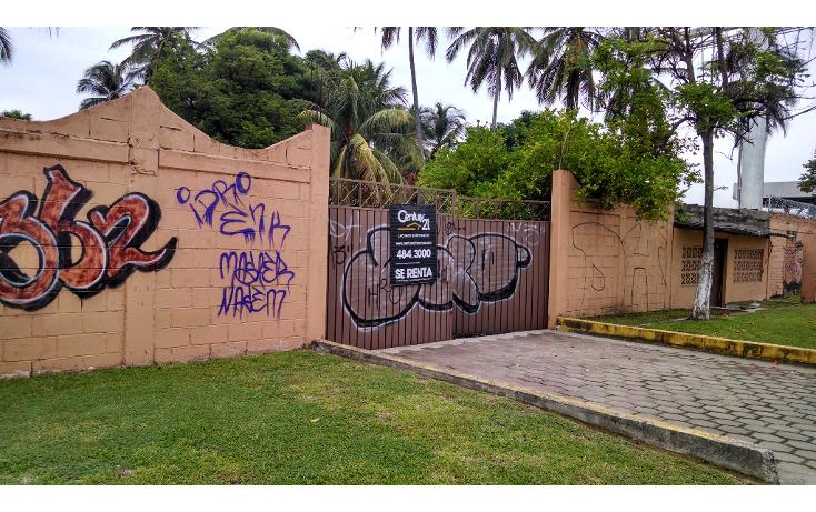 Foto de terreno habitacional en renta en  , la zanja o la poza, acapulco de ju?rez, guerrero, 1262431 No. 01