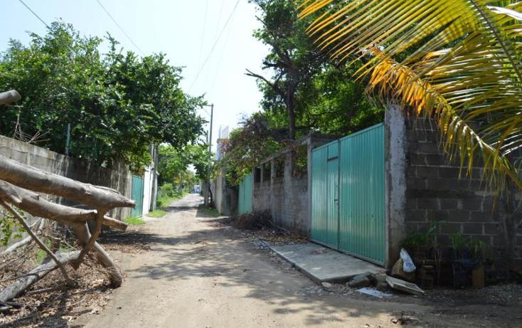 Foto de terreno habitacional en venta en  , la zanja o la poza, acapulco de ju?rez, guerrero, 1361699 No. 01