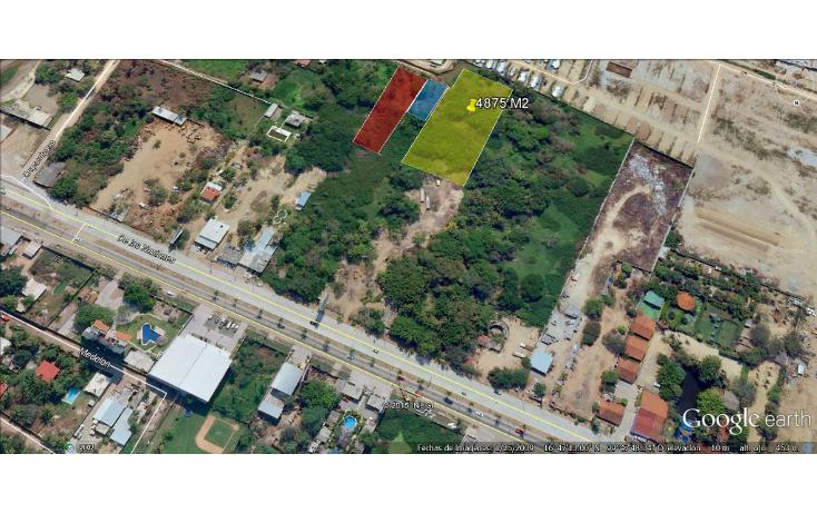 Foto de terreno habitacional en venta en  , la zanja o la poza, acapulco de juárez, guerrero, 1419997 No. 01