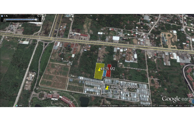 Foto de terreno habitacional en venta en  , la zanja o la poza, acapulco de juárez, guerrero, 1419997 No. 03