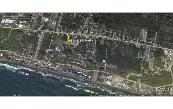 Foto de terreno habitacional en venta en  , la zanja o la poza, acapulco de juárez, guerrero, 1419997 No. 04