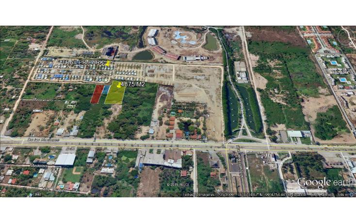 Foto de terreno habitacional en venta en  , la zanja o la poza, acapulco de juárez, guerrero, 1419997 No. 05