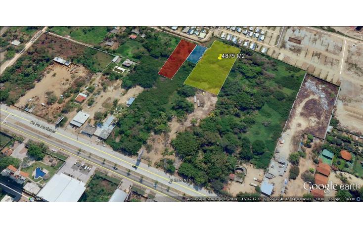 Foto de terreno habitacional en venta en  , la zanja o la poza, acapulco de juárez, guerrero, 1419997 No. 06