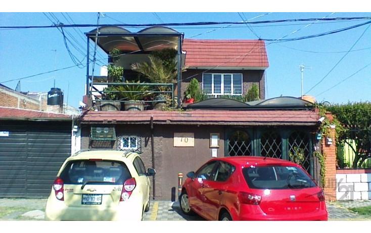 Foto de casa en venta en laderas 70 , atlanta 1a sección, cuautitlán izcalli, méxico, 1707894 No. 01