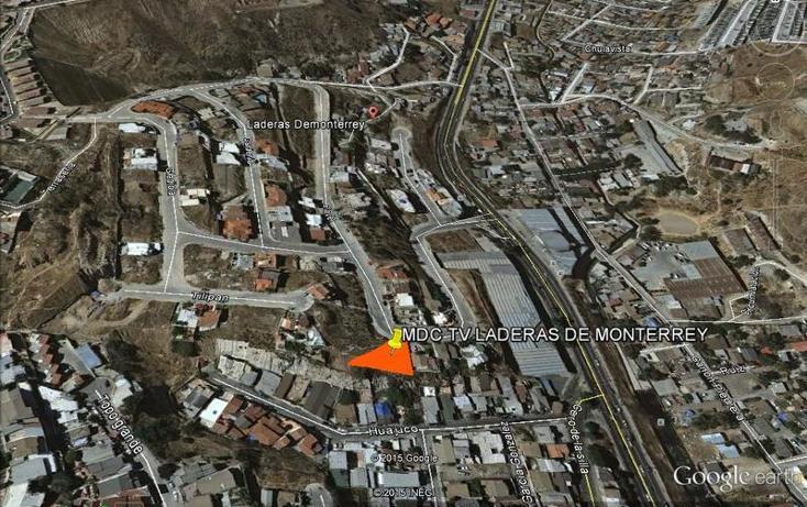 Foto de terreno habitacional en venta en  , laderas de monterrey, tijuana, baja california, 1357635 No. 01