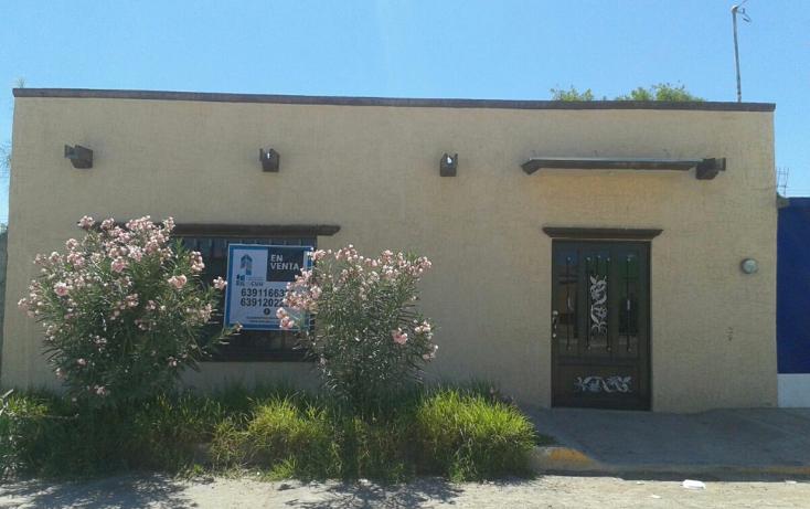 Foto de casa en venta en  , laderas del norte, delicias, chihuahua, 1476065 No. 01
