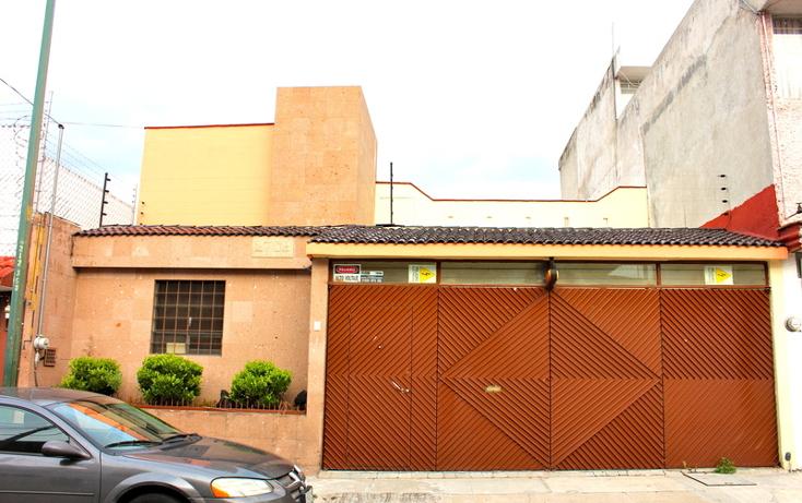 Foto de casa en renta en  , ladrillera de benitez, puebla, puebla, 1384577 No. 01