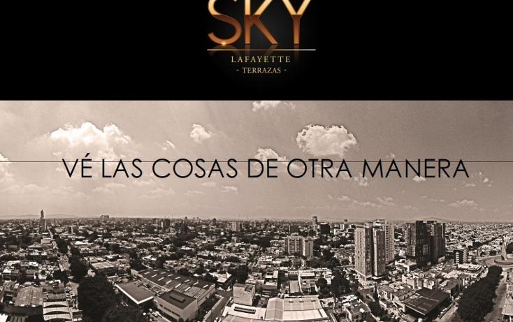 Foto de departamento en venta en  , lafayette, guadalajara, jalisco, 1521255 No. 08