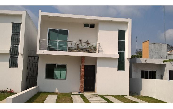 Foto de casa en venta en  , lagartera 1a secc, centro, tabasco, 1777432 No. 01