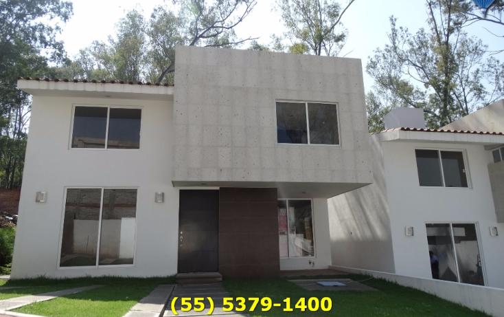 Foto de casa en venta en  , lago de guadalupe, cuautitlán izcalli, méxico, 1067317 No. 01