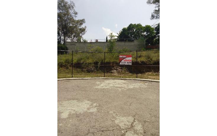 Foto de terreno habitacional en venta en  , lago de guadalupe, cuautitl?n izcalli, m?xico, 1321041 No. 04