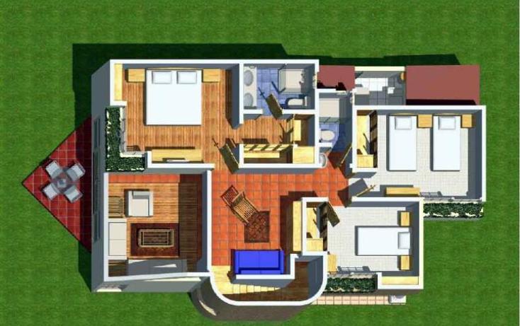 Foto de casa en venta en  , lago de guadalupe, cuautitlán izcalli, méxico, 2030338 No. 32