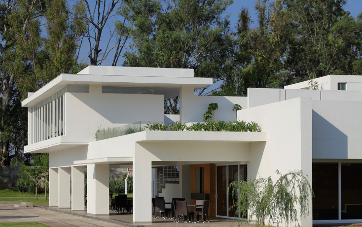 Foto de casa en venta en  , lago del bosque, zamora, michoac?n de ocampo, 1062603 No. 21