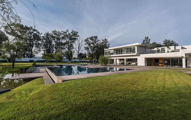 Foto de casa en venta en  , lago del bosque, zamora, michoacán de ocampo, 1118121 No. 04