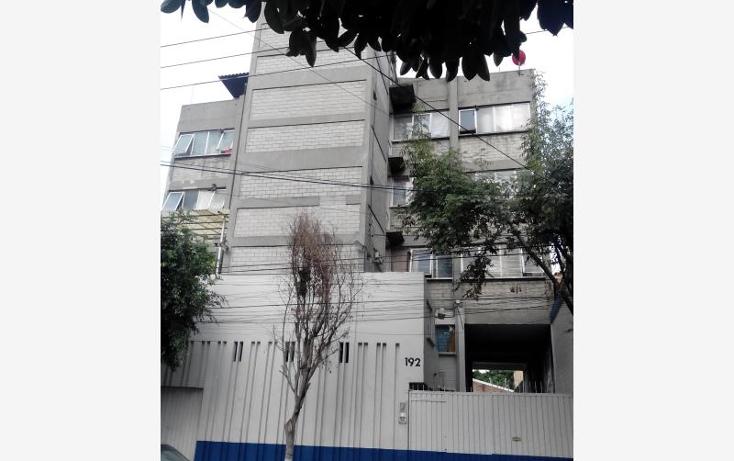 Foto de bodega en renta en  192, anahuac i sección, miguel hidalgo, distrito federal, 2823542 No. 01