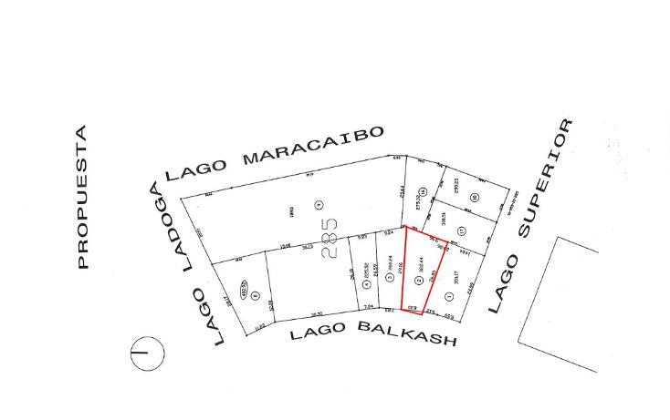 Foto de terreno habitacional en venta en  , lagos del country, tepic, nayarit, 1045535 No. 02
