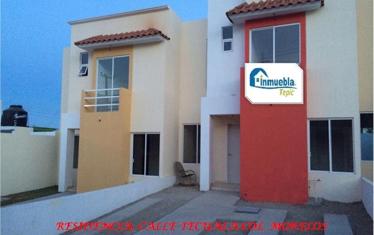 Foto de casa en venta en  , lagos del country, tepic, nayarit, 1088849 No. 01