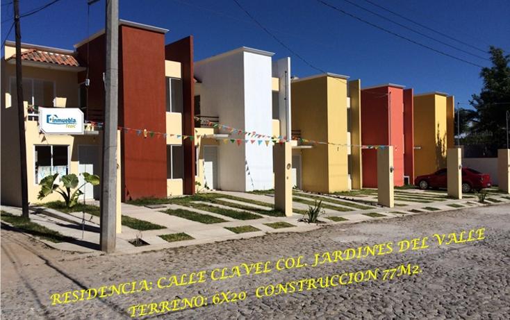 Foto de casa en venta en  , lagos del country, tepic, nayarit, 1088849 No. 02