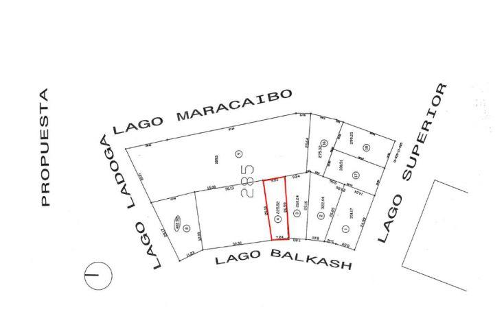 Foto de terreno habitacional en venta en, lagos del country, tepic, nayarit, 1098565 no 02