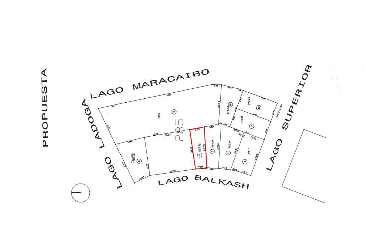 Foto de terreno habitacional en venta en  , lagos del country, tepic, nayarit, 1098565 No. 02