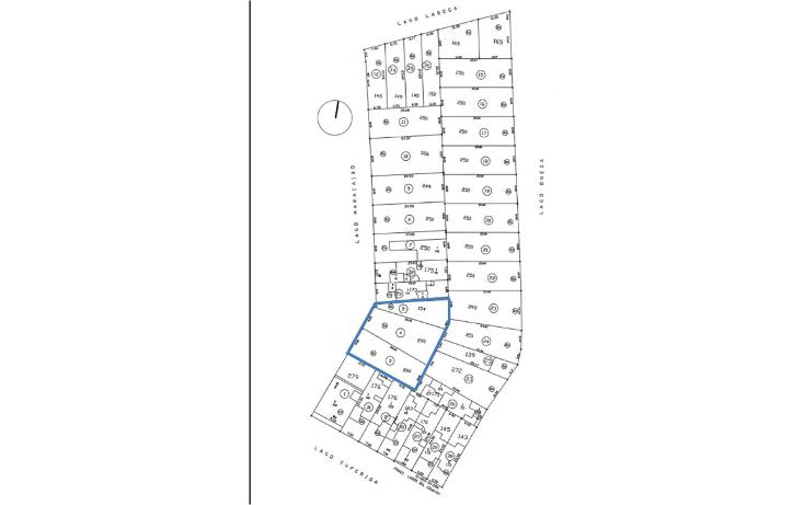 Foto de terreno habitacional en venta en  , lagos del country, tepic, nayarit, 1128611 No. 01