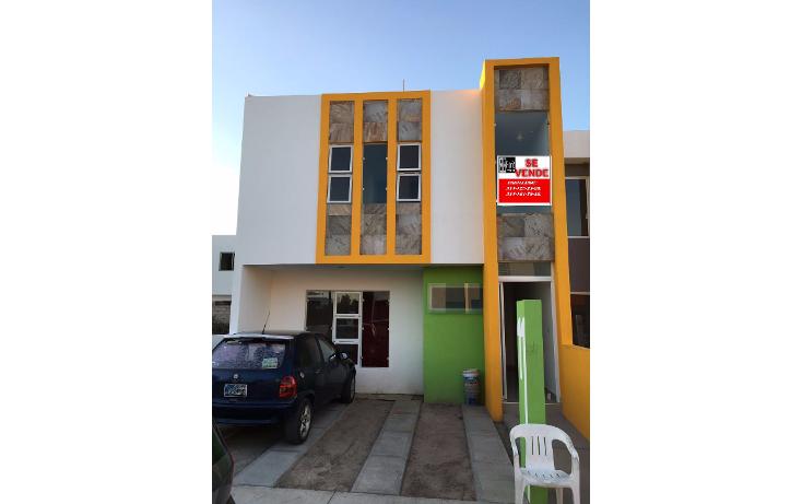 Foto de casa en venta en  , lagos del country, tepic, nayarit, 1564576 No. 01