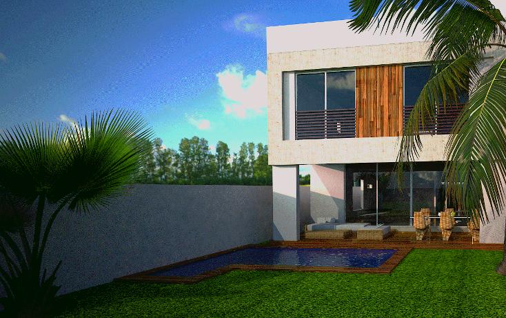 Foto de casa en venta en  , lagos del sol, benito juárez, quintana roo, 1255273 No. 01