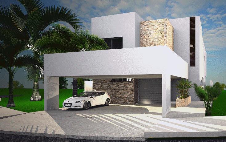 Foto de casa en venta en  , lagos del sol, benito juárez, quintana roo, 1255273 No. 02