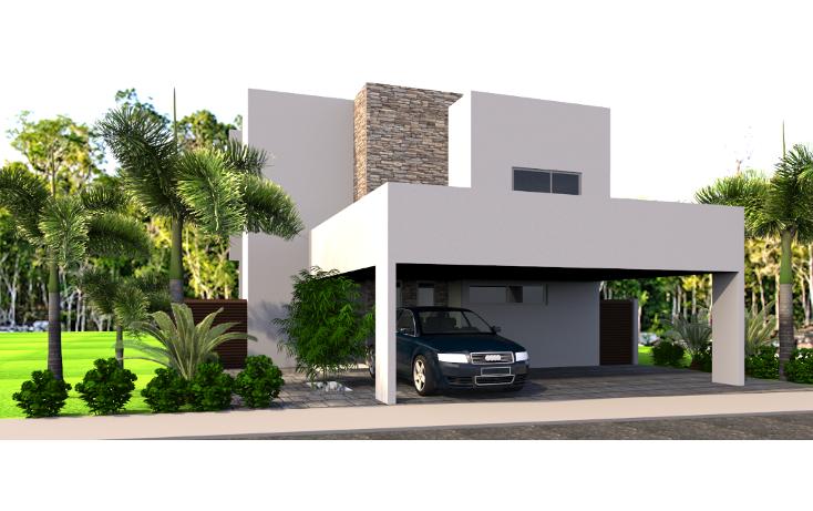 Foto de casa en venta en  , lagos del sol, benito juárez, quintana roo, 1284431 No. 02