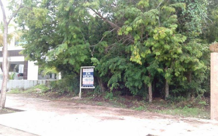 Foto de terreno habitacional en venta en, lagos del sol, benito juárez, quintana roo, 1286483 no 01