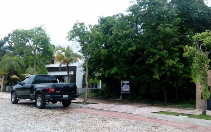 Foto de terreno habitacional en venta en, lagos del sol, benito juárez, quintana roo, 1286483 no 02