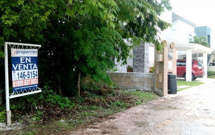 Foto de terreno habitacional en venta en, lagos del sol, benito juárez, quintana roo, 1286483 no 06