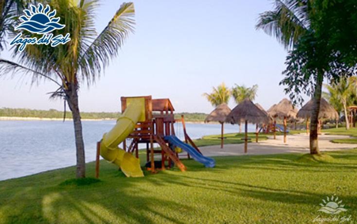 Foto de terreno habitacional en venta en  , lagos del sol, benito juárez, quintana roo, 1291391 No. 04