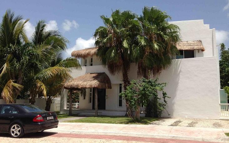 Foto de casa en venta en  , lagos del sol, benito juárez, quintana roo, 1298753 No. 01